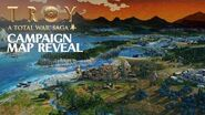 A Total War Saga TROY - Campaign Map Reveal
