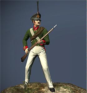 Russia Grenadiers NTW