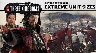 Total War THREE KINGDOMS - Battle Spotlight