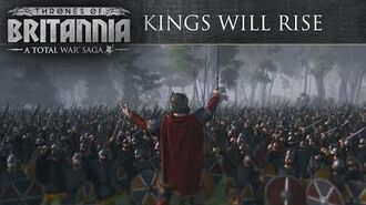 Total War Saga Thrones of Britannia - Kings Will Rise