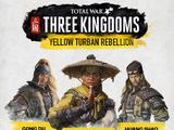 Yellow Turban Rebellion Warlord Pack
