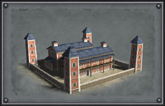 Barracks NTW
