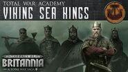 A Total War Saga Thrones of Britannia - The Viking Sea Kings