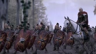 Total War Rome II - Caesar in Gaul Campaign Pack Trailer