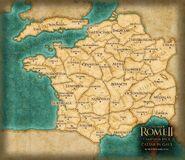 Total war rome 2 caesar in gaul 8