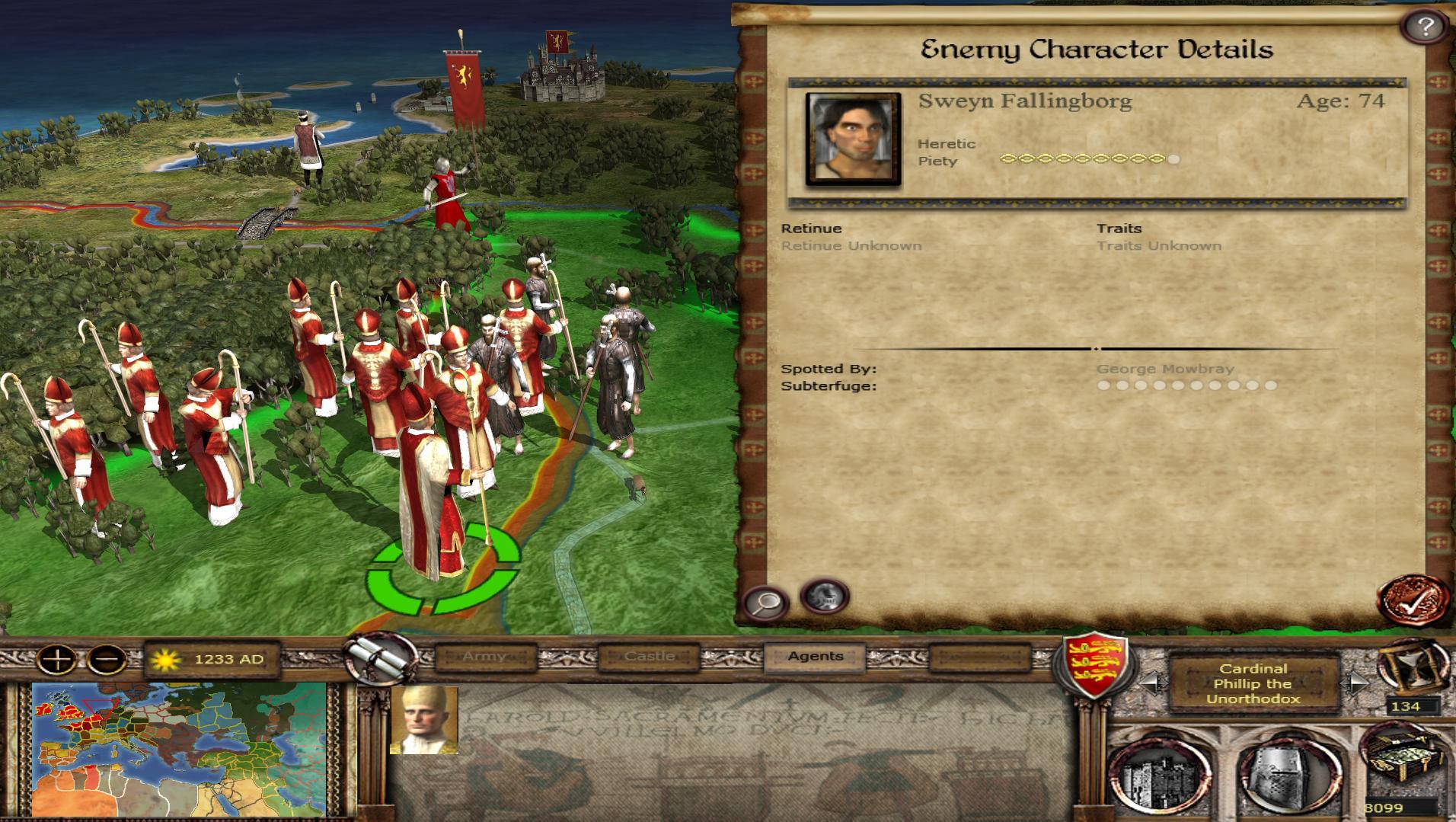 Cardinals   Total War Wiki   Fandom