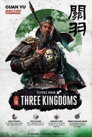 TW3K Guan Yu