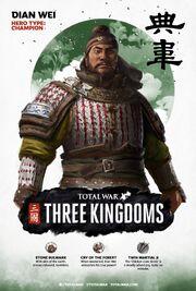 TW3K Dian Wei