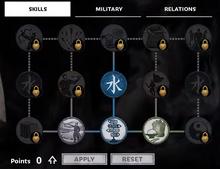 TW3K skill
