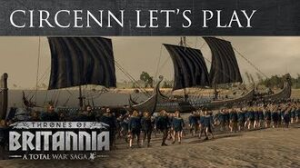 Total War Saga Thrones of Britannia - Circenn Let's Play