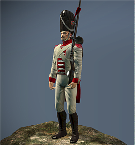 Grenadier Guards Westphalia NTW