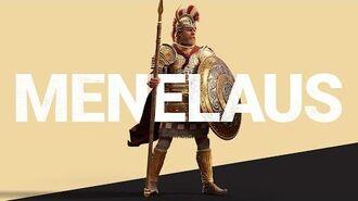 MENELAUS Total War TROY A Total War Saga