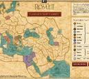 Области Total War: Rome II
