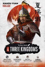 TW3K Xiahou Yuan