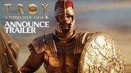 A Total War Saga TROY - Announce Trailer