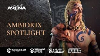 Total War ARENA - Ambiorix spotlight