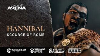 Total War ARENA. Hannibal — Scourge of Rome