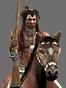 Comanche Mounted Warriors Icon