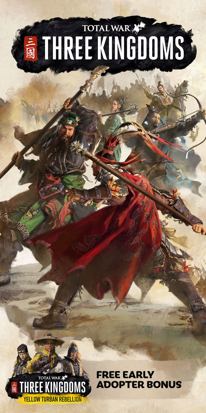 Total War: Three Kingdoms | Total War Wiki | FANDOM powered