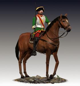 Garde a Cheval