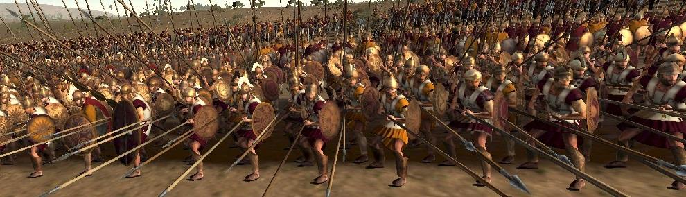 Pikemen  Total War  Rome Ii