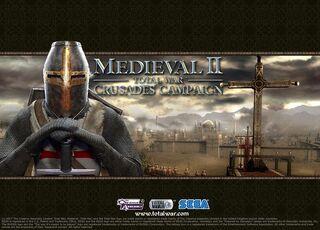Medieval II Total War Crusades