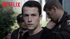 Tote Mädchen lügen nicht Staffel 3 Finaler Trailer Wer hat Bryce Walker getötet? Netflix