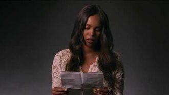 Tote Mädchen lügen nicht Cast liest persönlichen Brief Netflix