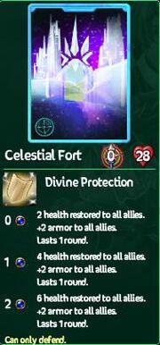 Celestial Fort