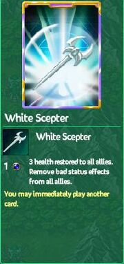 White Scepter