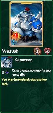Walrush