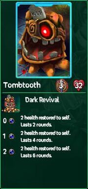 Tombtooth
