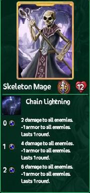 Skeleton Mage