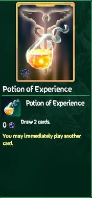Potion of Experience