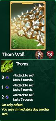 Thorn Wall