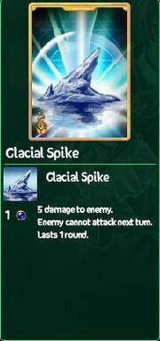 Glacial Spike