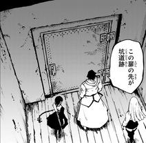 Hospital Secret Door