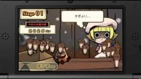 Nintendo Direct JP Touch Detective Funghi's Big Breed presentation