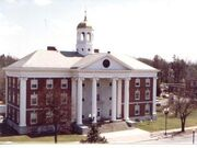 WC city hall (Auburn city hall)