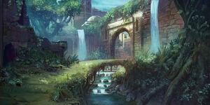 Forest temple concept by gamefan84-d465gqr