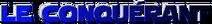 Le Conquérant Logo