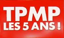 TPMP 5 Ans 2015 Logo