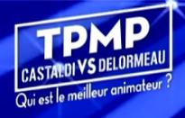 Logo TPMP ! Castaldi vs. Delormeau, qui sera le meilleur animateur