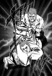 Koukou Tekken-den Tough v05p084