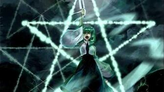 MoF Stage 5 Boss - Sanae Kochiya's Theme - Faith is for the Transient People
