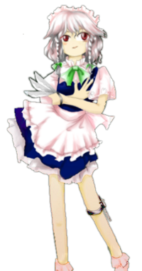 TH06 Sakuya