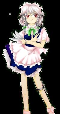 TH06 Sakuya