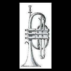 Trompeta de Merlin.