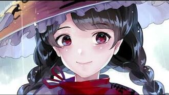 Touhou 16 Hidden Star in Four Seasons OST - The Magic Straw-Hat Jizo - Narumi Yatadera's Theme