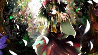 PoFV Reimu's Theme Spring Lane ~ Colourful Path-1